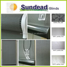 horizontal roller blinds blackout shiny pvc vinyl roller shade blind