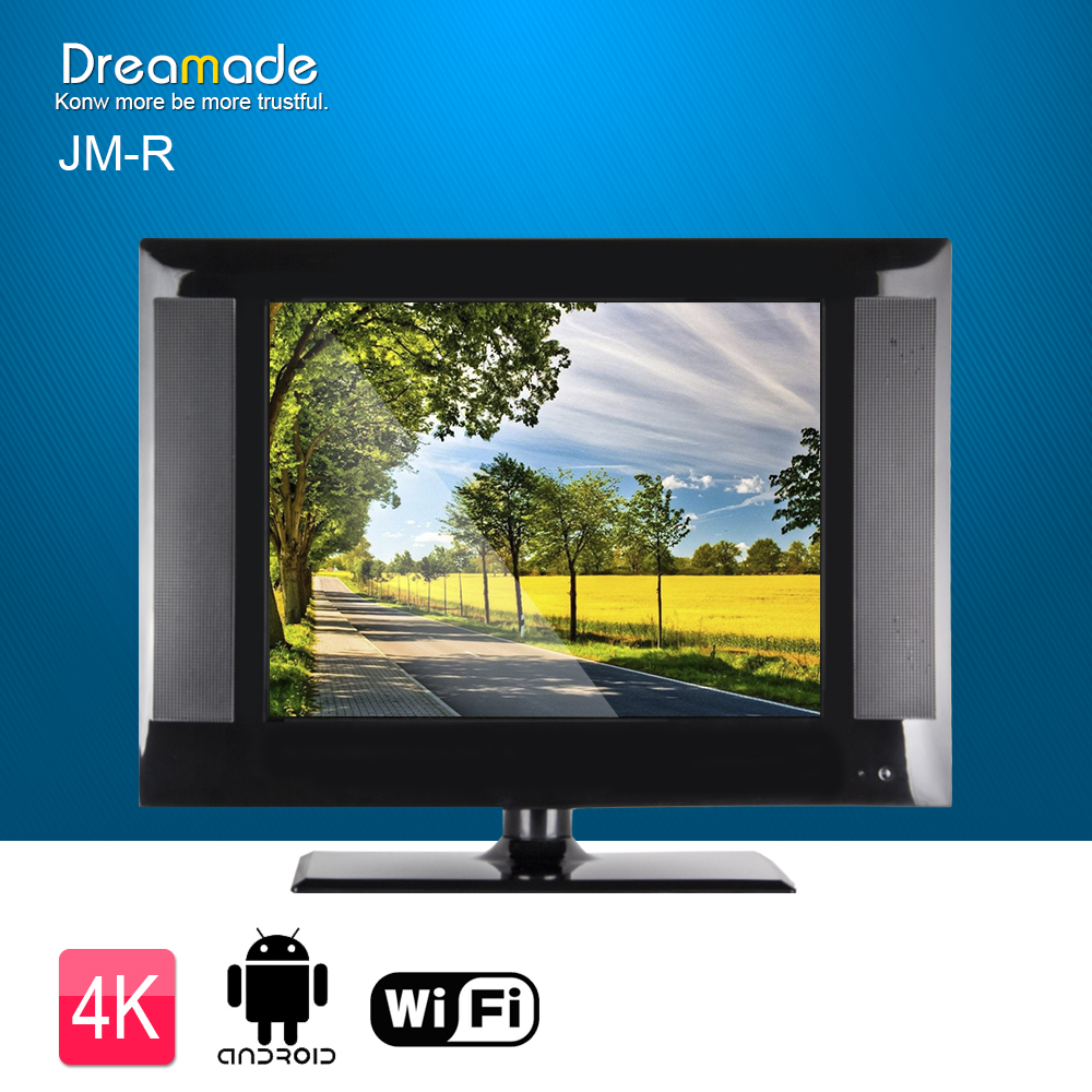 New 50 / 55 inch android television 4K led tv smart colour tv kit