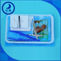 Hospital Disposable Suture Kit /Surgical Sterile wound dressing kit