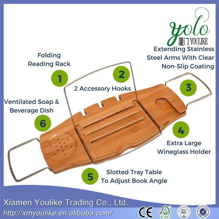 Luxury Bamboo Bathtub Caddy 3.jpg