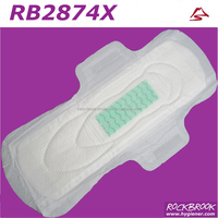 High Quality Competitive Price Hot Sex Film Girl Sanitary Pad Manufacturer from China