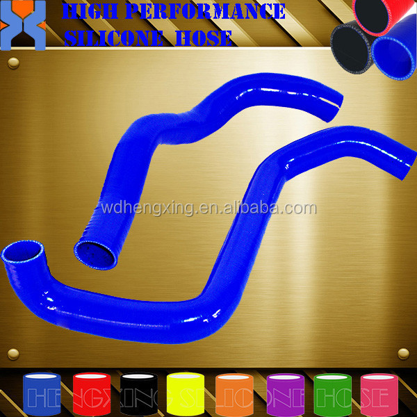 For Ford Mustang V6 3.8L 01-04 High Performance Radiator Silicone Hose Kit