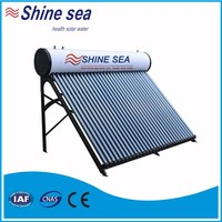 Home appliance solar thermal bath,kitcken,pool evacuated tubes water heaters