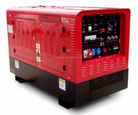 Yunda 500A Diesel Welding Generator with AC 400V 20Kw output power