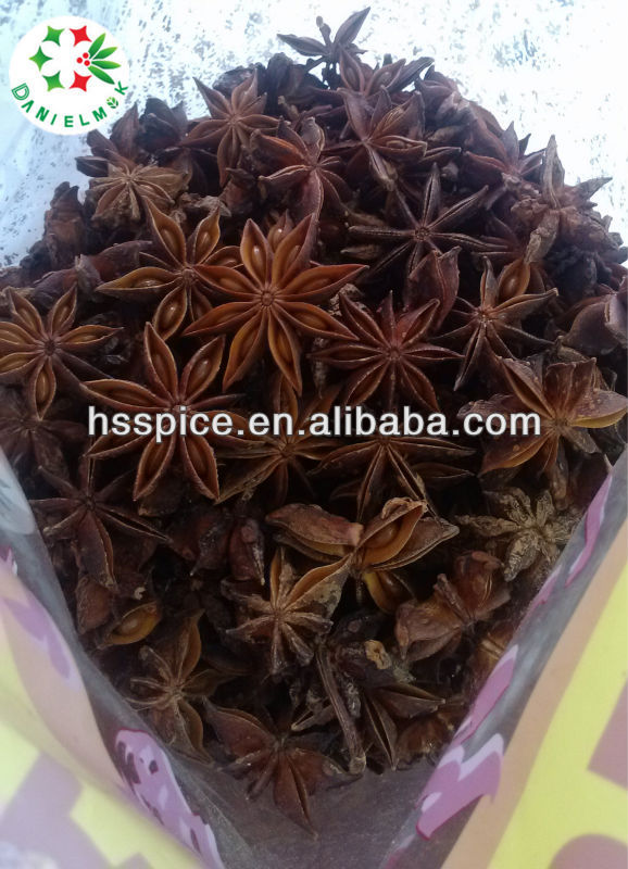 Grade A Chinese star aniseed