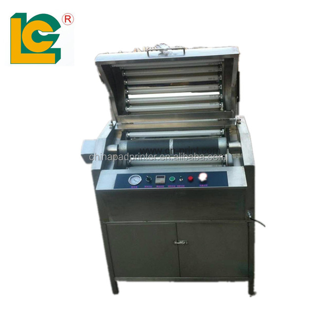 LC Water Wash Photopolymer Making Machine TM-6590SB polymer flexo printing plate making machine