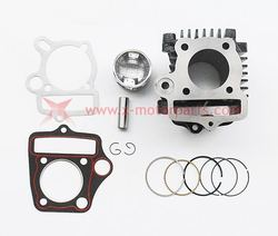50cc Cylinder Piston Kit for honda CRF50 CRF50F XR50 XR50R Z50 Z50R