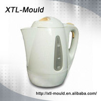 China Inexpensive Plastic Electric Water Kettle Shelf Mould Manufacturer