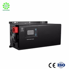 SC-G 3KVA low frequency solar inverter on grid solar pump hybrid inverter system mppt charger inbulit