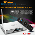 Cloudnetgo RK3368 the Set-top Box with 2GB 16GB