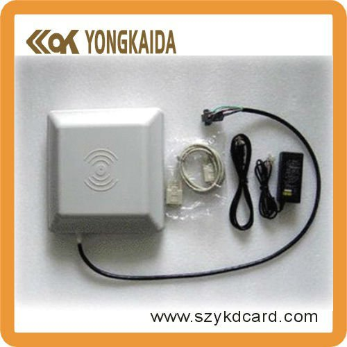 Short Long range uhf rfid handheld reader