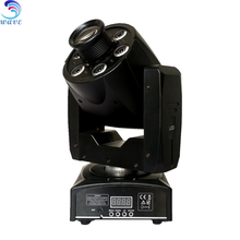 Hot Selling Party Disco Dj Stage Light 30w Dmx Mini Gobo Projector Spot Led Moving Head