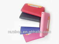 ID card Holder Fancy Wallet Purse Case Flip Cell Phone Leather Cover for Samsung Galaxy S4 mini i9190