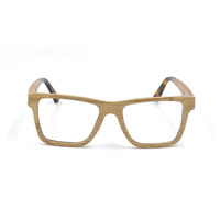 2016 New product ati tired wooden bamboo optical glasses bulk buy safety glasses