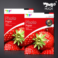 Hot selling HUQE 20 sheets matte finish 350gsm A3 inkjet photo paper
