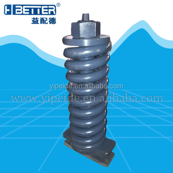 PC200-7 recoil spring assy, track adjuster assy, Idler Cush 20Y-30-12112 orginal part