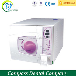 new dental autoclave sterilizers/dental autoclaves for sale/auto claves with CE certified CS12-II With printer