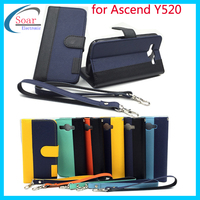 New product high quality wholeasle fancy cell case for Huawei Ascend Y520