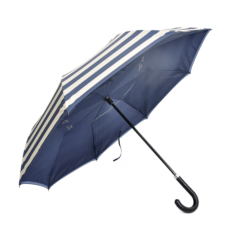OEM Upside Down Windproof Double Layer Inverted Umbrella