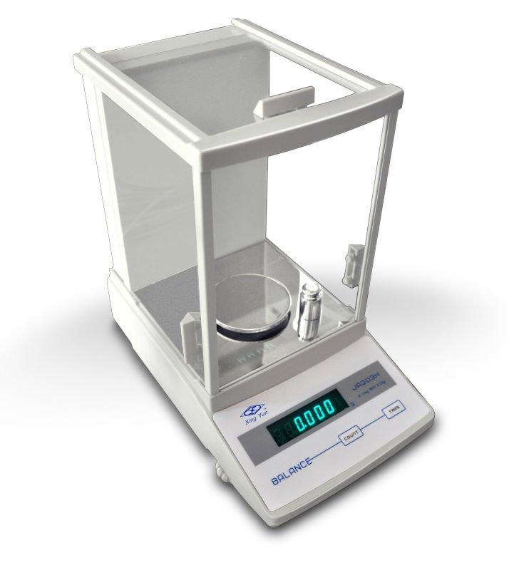 laboratory equipment/precision balance/lab scale/0.001g/counter weighing scale