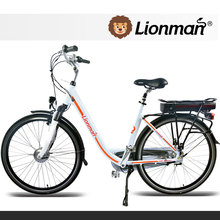 Hot new products Chinese 700C ebike cheap electric bicycle guangzhou for old people