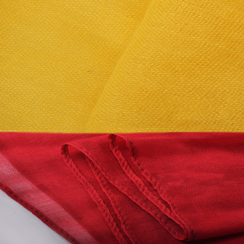 voile fabrics in stock in high quality ,used for scarf,curtain and lining