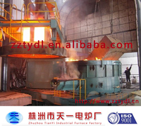 Using steel scrap and iron to produce steel in Electric Arc Furnace