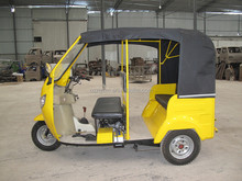150cc petrol bajaj passenger tricycle