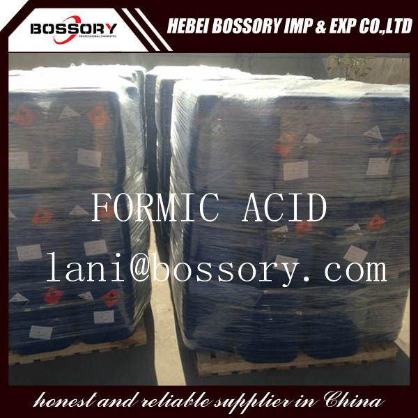 High quality Best price/cheap formic acid 85% 90% purity