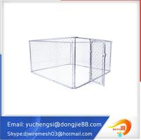 New style welding antirust sturdy outdoor dog cage