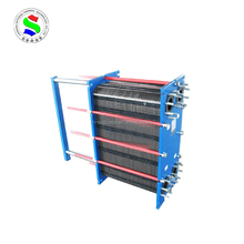 SUCCESS fin copper shell and tube heat exchanger
