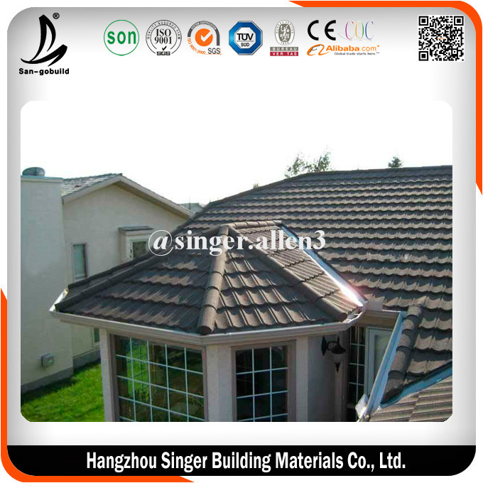 China Villa Decoration Roof Sheet Roof /Roofer/Roofing OEM