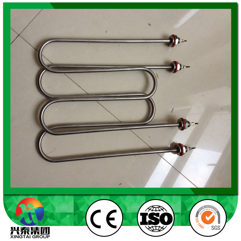 2015 Hot sales-Durable U type mosi2 electrical tubular heater