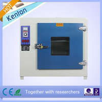 Lab Hot Air Circulation Electronic Material Heat Treatment Drying Oven Industrial 101-2AS