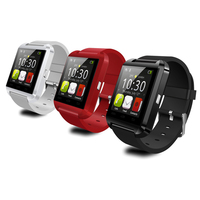 l8 U8 smartwatch bluetooth speaker watches phone without camera