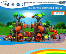 outdoor playground equipment for children with SGS CE