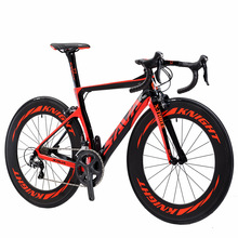SAVA Phantom 3.0 700C Road <strong>Bike</strong> T800 Carbon Fiber Frame 22 Speed Bicicleta 88MM Wheelset and 25C Tire Cycling Bicycle