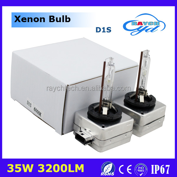 HIGH QUALITY!factory price d1s hid xenon bulbs for philips 6000k