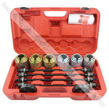26pcs Bearing Tools& Bush Removal/Installation Kit Profssiona Bushing Tool