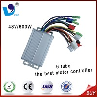 6 tube 48V/600W the best brushless DC motor controller for electro-tricycle