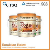 Water Based emulsion paint chemical liquid coating paint