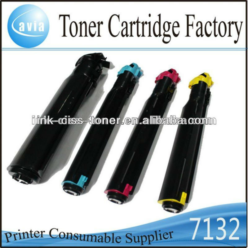 Color Toner Cartridge for Xerox workcentre 7132/7232/7242