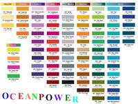 new arrival 1026 choices color chart / fan deck card / shade codes for painting use