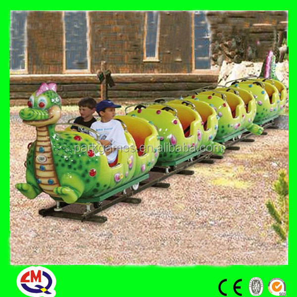 professional FRP children fun ride outdoor having fun dinosaur game child