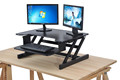 Deluxe Adjustable Sit to Stand Desk Riser