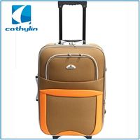 2015 Super light high quality eva trolley suitcase travel luggage bags