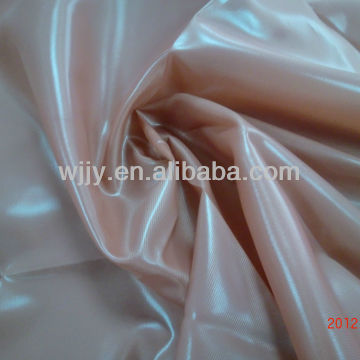 100% Nylon 400T No Bile Down-Proof Fabric for down jacket
