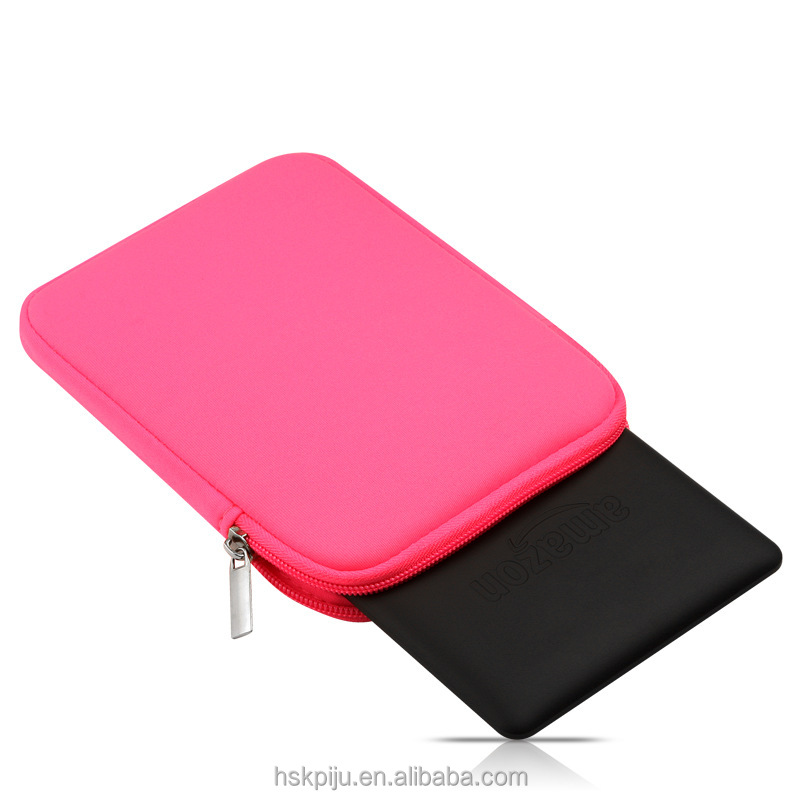 Professional custom printed fashion design neoprene sleeve laptop