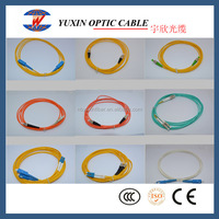 2016 Best Selling Fiber Optic Patch Cord/Fiber Optic Jump Cable/Fiber Optic Pigtail