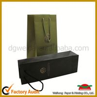 customized shopping bag in dubai,luxury customize kraft paper shopping bag